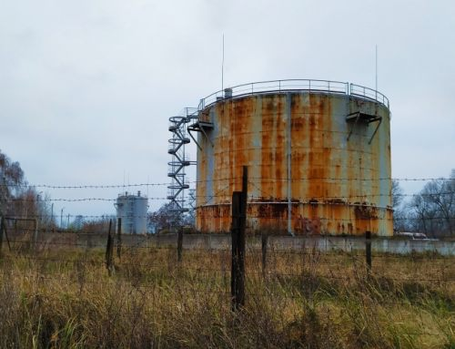 Phased Array Corrosion Mapping